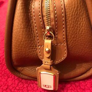UGG leather satchel